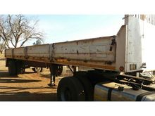 Home Built 10M SINGLE AXLE