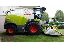 Used 2015 CLAAS JAGU