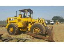 Caterpillar 814B WHEEL DOZER