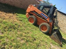 2007 HITACHI SL55 SKID STEER LO