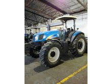2014 New Holland T6050DT ROPS