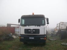 MAN FE 30.410 Chassis Cab