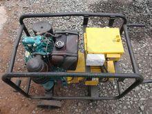HATZ UNSPECIFIED used generator