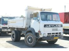 1984 LEYLAND 6 CUBE TIPPER WITH