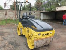 2007 BOMAG BW120AD-4 SIT ON ROL