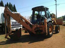 Used 2002 CASE 580 S