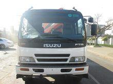2009 ISUZU FTR 800