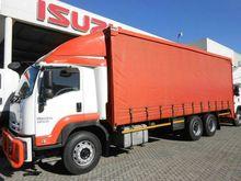 Used 2015 ISUZU F-SE