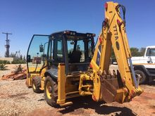 2015 Luigong BACKHOE LOADER