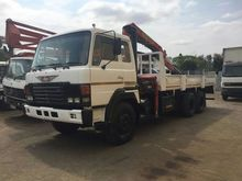 Used HINO 26-240 in