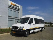 2014 Mercedes-Benz SPRINTER 519