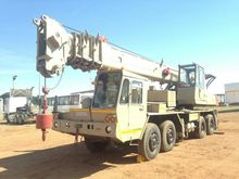 Demag 50 TON MOBILE CRANE