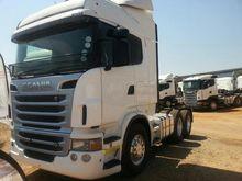 Used SCANIA R 580 6x