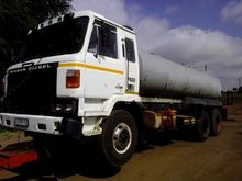 Nissan CW 45 with 16 000L Water