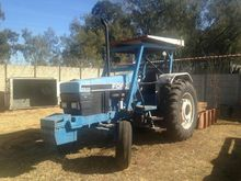 1995 Ford 6640 4x4 Tractor