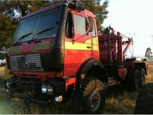 Mercedes-Benz 6X6 RECOVERY VEHI