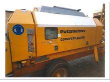PUTZMEISTER BSA 1409d