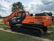 Used 2012 DOOSAN DX