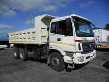 2013 FOTON AUMAN BJ3253 WITH 11