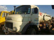 MERCEDES-BENZ 1113 Diesel Tank