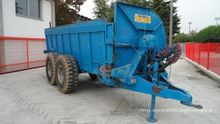 1997 Ren mark Manure spreader