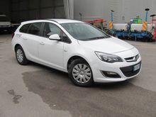 2013 Opel Astra 1.7 CDTI 110CV