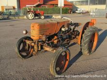 1950 Same 4 R20 Antique tractor