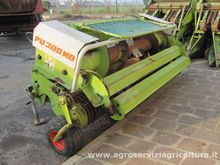 Used 2001 Claas PU 3