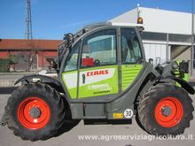 Used 2012 Claas SCOR