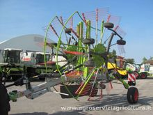 Used 2015 Claas LINE