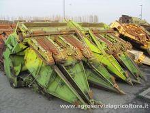 1999 Oros 8 FILE Maize harveste