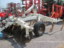 1998 Hand-made Disc harrow