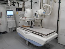 GE 2004  Precision 500D R/F Roo