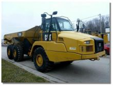 2014 CAT 725C ARTICULATED TRUCK