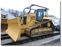 2008 CAT D6N LGP CRAWLER TRACTO