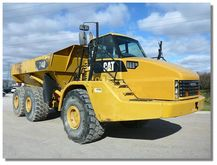 2010 CAT 740 ARTICULATED TRUCK