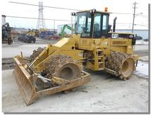 2002 CAT 815F SOIL COMPACTOR