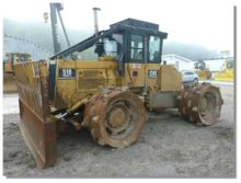 1993 CAT 518 SERIES II LANDFILL