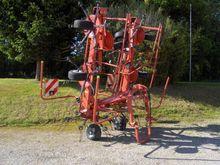 2010 Taarup 8090 Tedder