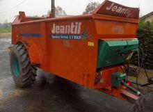 2001 Jeantil EVR14.11 Manure sp