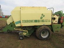 Used KRONE BIG PACK