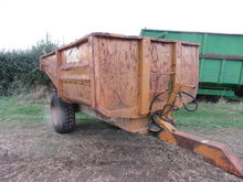 RICHARD WESTON DUMP TRAILER