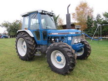 Used FORD 7810 in Ye
