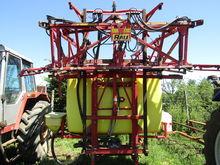 MachineryRau Rau Sprayer
