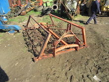 CHAIN HARROWS LITTLE USED 12FOO