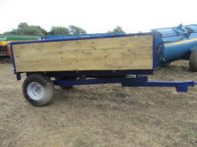 Used 4 TON TIPPING T