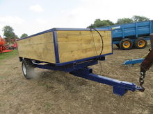 Trailers 4 TON TIPPING TRAILER