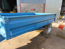 Used 3 TON TIPPING T