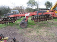 GREGOIRE BESSON DISC HARROWS DI