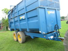 Used WEST 10 TON GRA